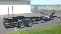 New Nautique Boat Trailer